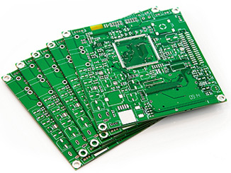 5 printer circuit boards (PCBs)